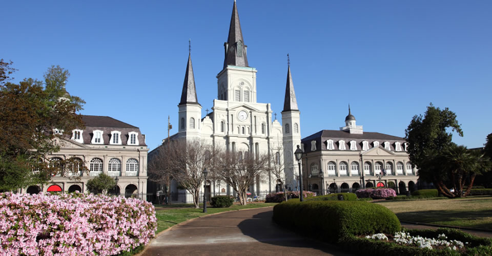 See Historic New Orleans