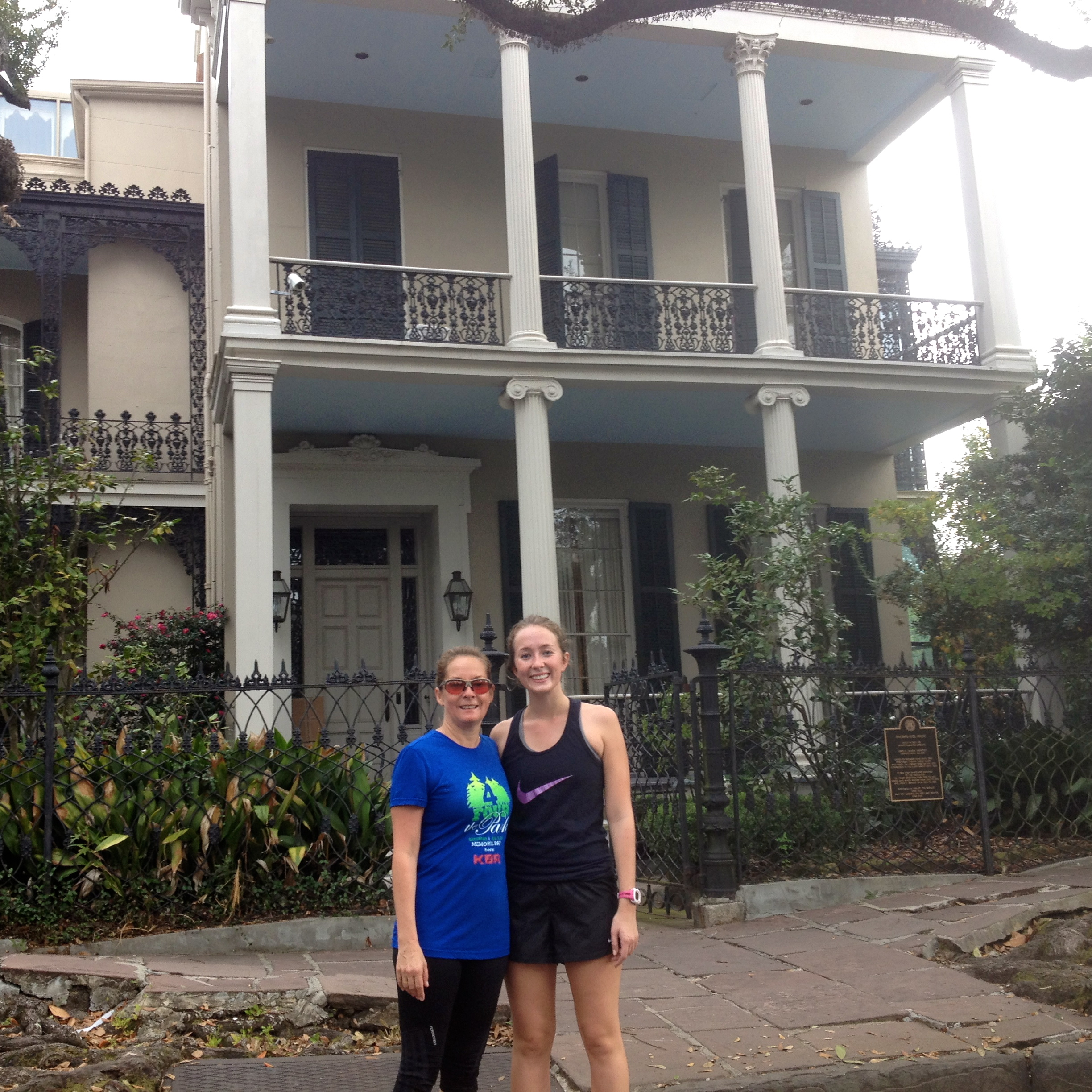 New Orleans Jogging Tours
